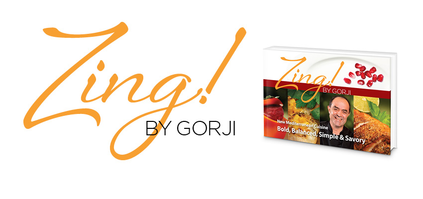 Zing! By Gorji Best Cookbooks